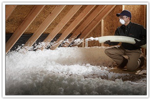 Special offer! Low cost for attic insulation —