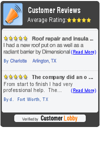 Dimensional Contracting Reviews Attic Insulation Contractors Roof Repair Roofing Contractors
